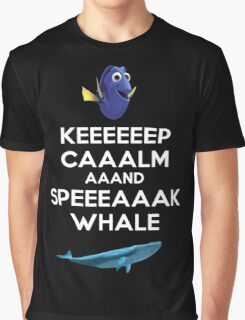 Keep calm Dory Graphic T-Shirt