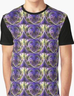 Wisteria Heart Graphic T-Shirt