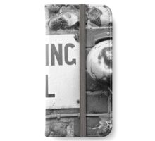 Shunting Bell iPhone Wallet/Case/Skin