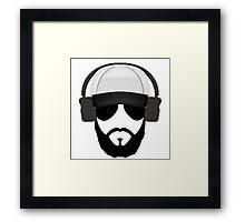 Original Hipster Framed Print