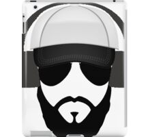 Original Hipster iPad Case/Skin