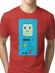Adventure Time Beemo Tri-blend T-Shirt
