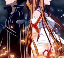 Sword Art Online poster Sticker