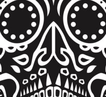 Day of the Dead skull Sticker