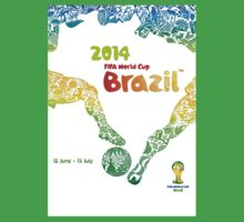 World Cup 2014 Brasil by refreshdesign