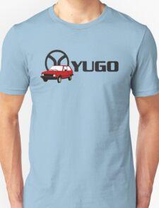 YUGO - WORST CAR IN HISTORY Unisex T-Shirt