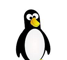 Boss Eyed Penguin by biglnet