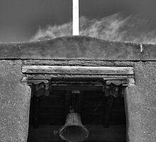 San Miguel Belfry by Robert Meyers-Lussier