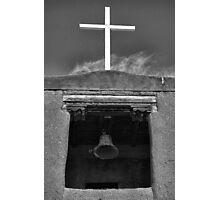 San Miguel Belfry Photographic Print