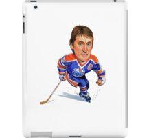 Wayne Gretzky Edmonton Oilers iPad Case/Skin