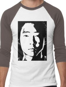 The Walking Dead: Glenn Men's Baseball ¾ T-Shirt