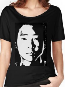 The Walking Dead: Glenn Women's Relaxed Fit T-Shirt