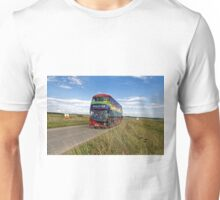 Imber Bus Running Day 2015 Unisex T-Shirt