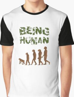 Being Human - Devolution Graphic T-Shirt