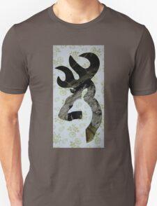 Brwning Logo Camo Unisex T-Shirt