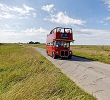 Imber Bus Running Day 2015 by Andrew Harker