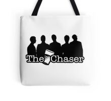 The Chaser Logo and Members Tote Bag