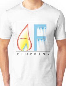 Allan Frank Logo T Unisex T-Shirt