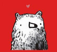 Bear Love One Piece - Short Sleeve