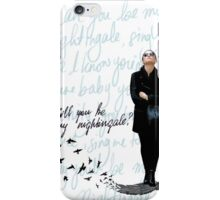 Demi Lovato - Nightingale iPhone Case/Skin