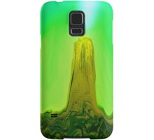 THE WORD IS ACTIVE AND ALIVE Samsung Galaxy Case/Skin