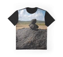 Man Halved  Graphic T-Shirt
