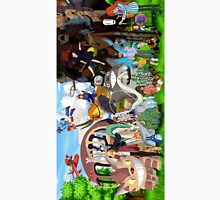 Studio Ghibli Characters 2 Unisex T-Shirt