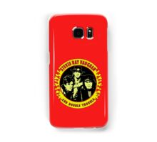 Stevie Ray Vaughan & Double Trouble Colour Samsung Galaxy Case/Skin