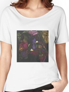 Morphing Foliage Women's Relaxed Fit T-Shirt