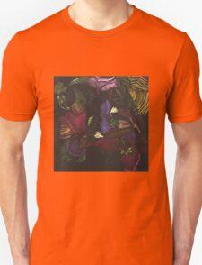 Morphing Foliage Unisex T-Shirt