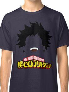Boku no Hero Academia (My Hero Academia) - Izuku Midoriya Classic T-Shirt