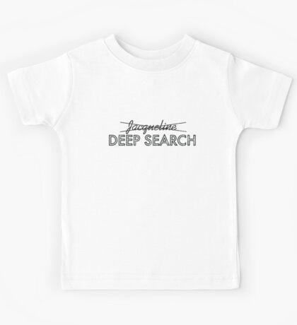 Deep Search  Kids Tee