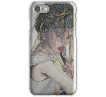 Millie at the Window iPhone Case/Skin