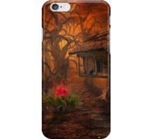 Fern blossom in Midsummer Night iPhone Case/Skin