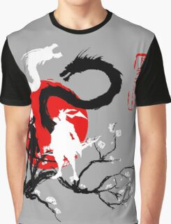 Dragon Brothers Graphic T-Shirt