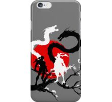 Dragon Brothers iPhone Case/Skin