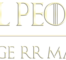 Guns don't kill people. George R.R. Martin kills people. Sticker