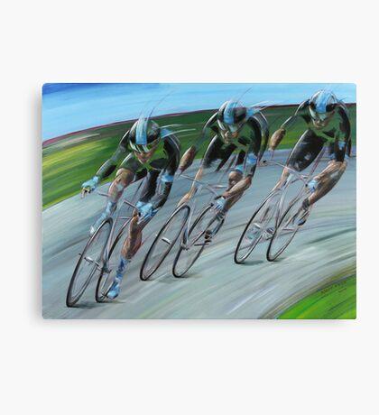 Streamlining Canvas Print