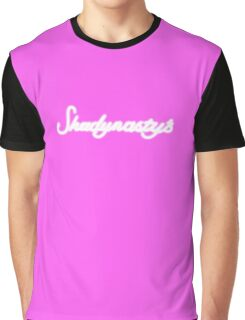 Shadynasty's Neon Sign Graphic T-Shirt