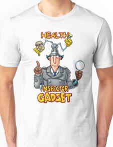 Health Inspector Gadget Unisex T-Shirt