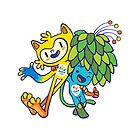 Olympics in Rio Janeiro 2016 by etin65