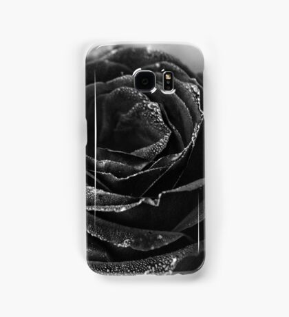 Dark Rose Samsung Galaxy Case/Skin