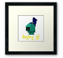 Buying GF Framed Print