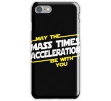 Newton Wars iPhone Case/Skin