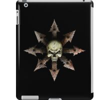 The Symbol of Chaos iPad Case/Skin