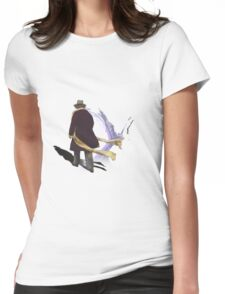 Four... Womens Fitted T-Shirt