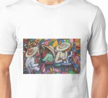 """""""In the market"""" Unisex T-Shirt"""