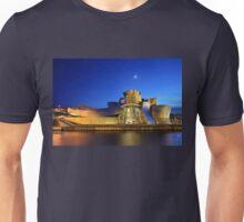 Nights of the Guggenheim Museum - Bilbao Unisex T-Shirt