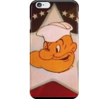 Popeye The Sailor iPhone Case/Skin