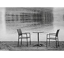 River view. Photographic Print